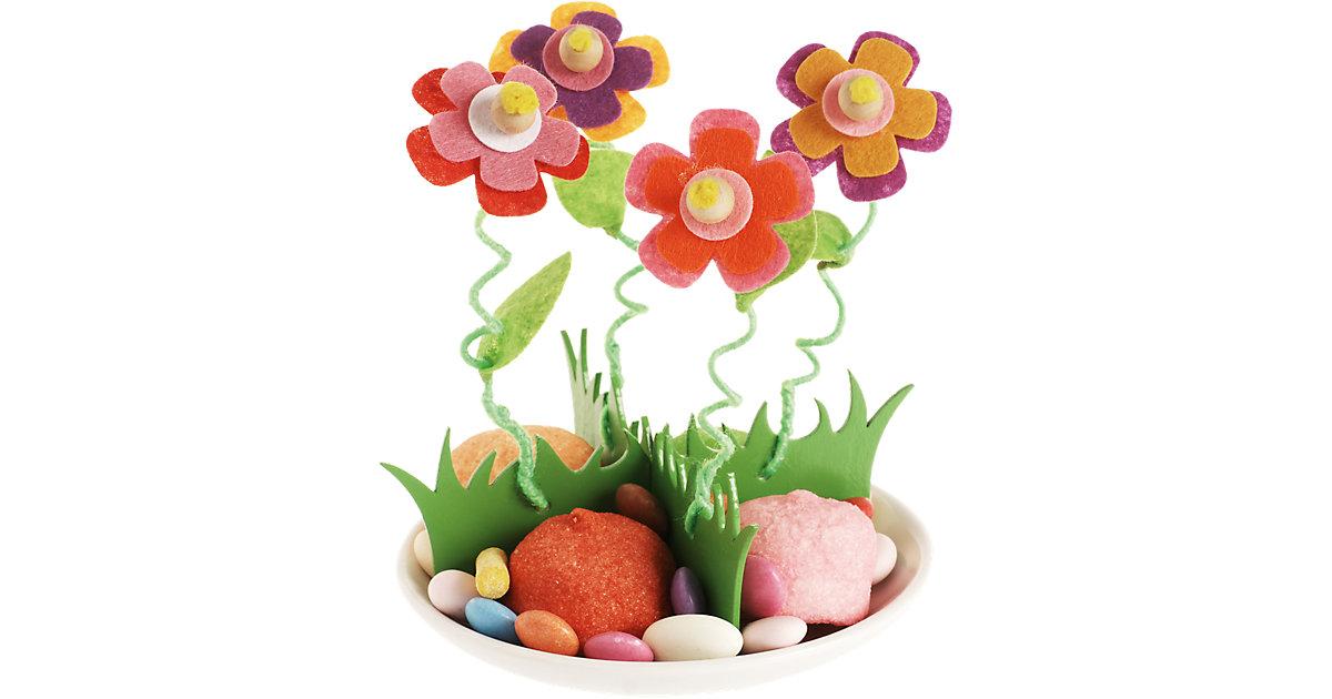 Kreativset Tellerteiler Blumenwiese