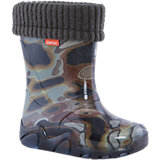 Резиновые сапоги со съемным носком Demar Stormer Lux Print