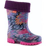 Резиновые сапоги со съемным носком Demar Twister Lux Print