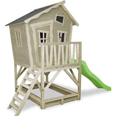 spielhaus f r den garten spielh user g nstig online kaufen. Black Bedroom Furniture Sets. Home Design Ideas