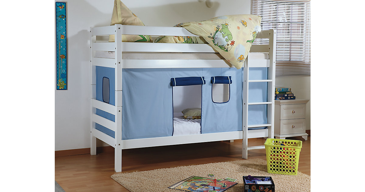 kinder etagenbetten preisvergleich die besten angebote online kaufen. Black Bedroom Furniture Sets. Home Design Ideas