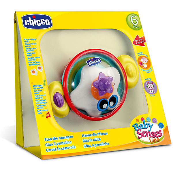 "Музыкальная игрушка ""Кастрюлька"", CHICCO"