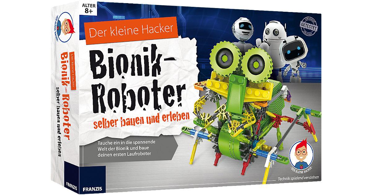 Franzis - Der kleine Hacker: Bionik-Roboter sel...
