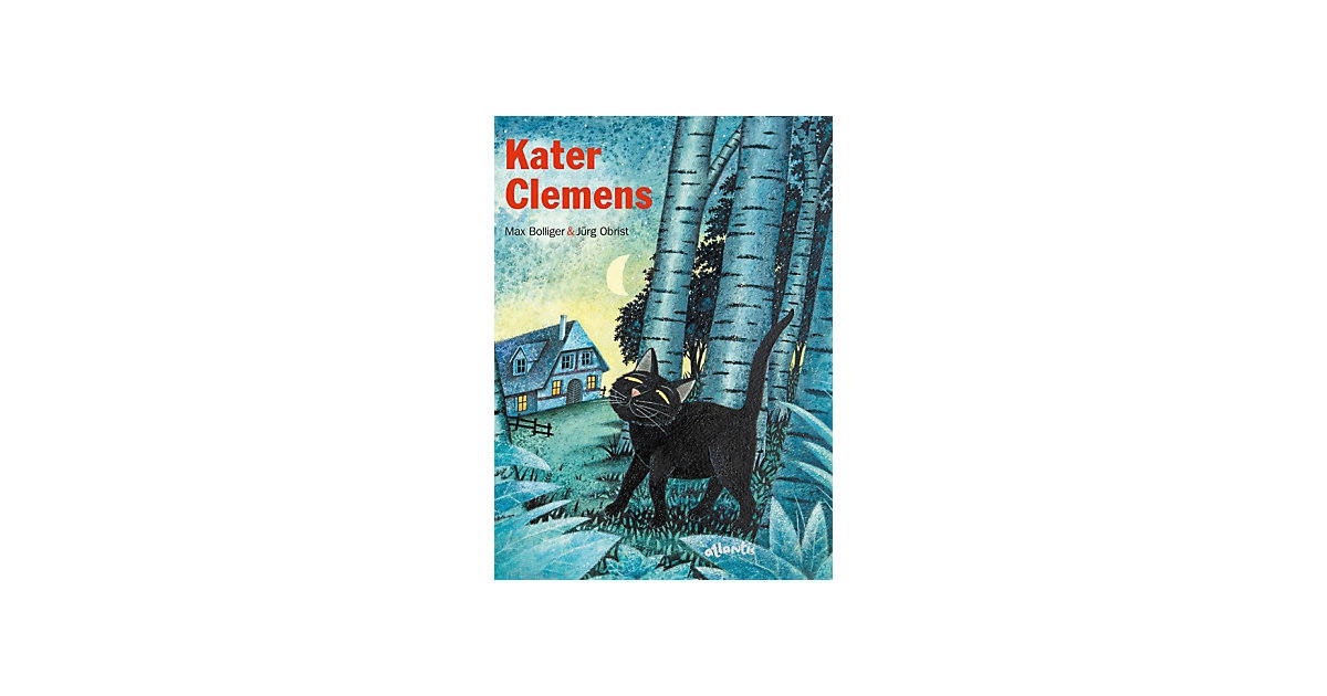 Buch - Kater Clemens
