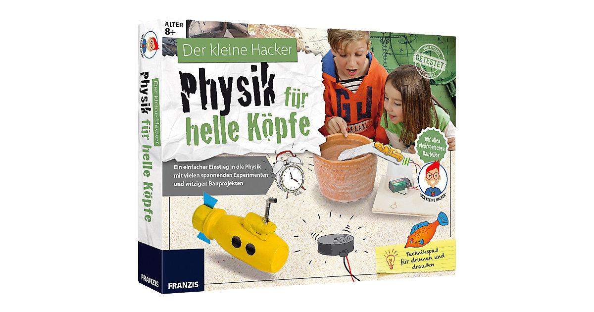 Franzis - Der kleine Hacker: Physik helle Köpfe...