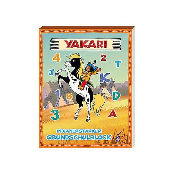 Yakari indianerstarker grundschulblock yakari mytoys for Kinderzimmer yakari