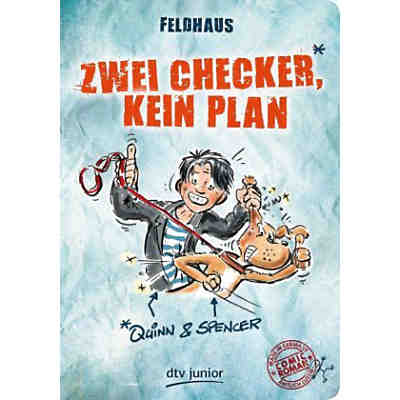Zwei Checker, kein Plan Quinn & Spencer