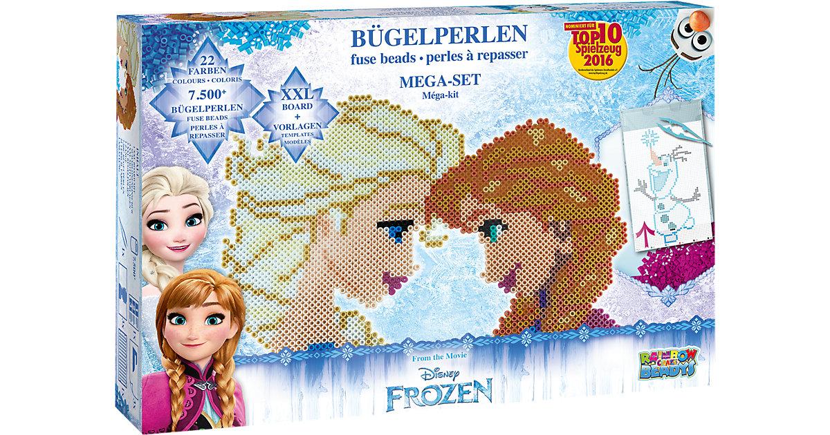 Bügelperlen Mega-Set - Die Eiskönigin