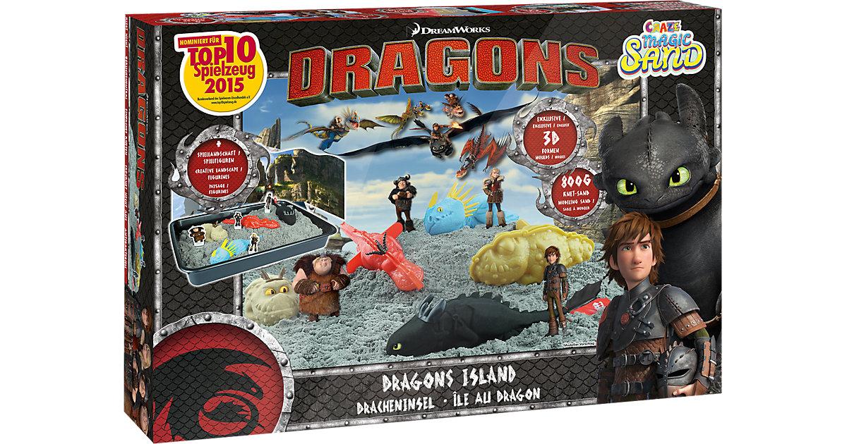 Craze · Magic Sand Box Dragons