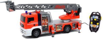 Пожарная машина на д/у, Dickie