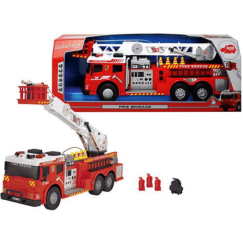 Пожарная машина с водой, 62 см, Dickie от Dickie Toys