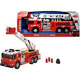 Пожарная машина с водой, 62 см, Dickie