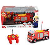 Пожарная машина на р/у, Пожарный Сэм, Dickie