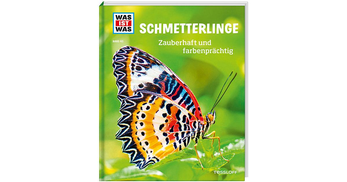 Was ist Was: Schmetterlinge - Zauberhaft und fa...