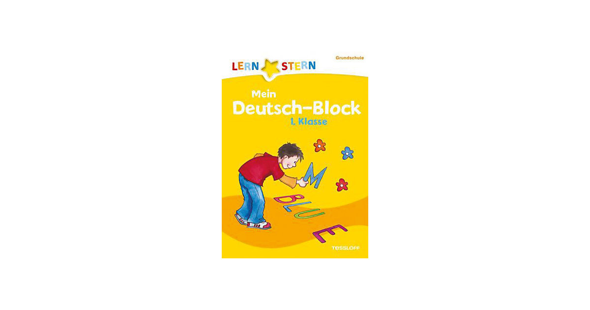 Mein Deutsch-Block 1. Klasse