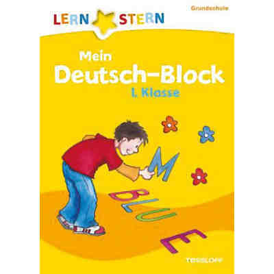 Mein Deutsch-Block 1. Klasse