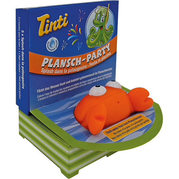 Tinti - Plansch-Party