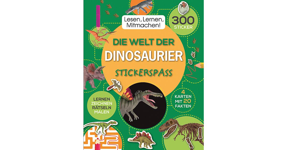 Lesen, Lernen, Mitmachen! Die Welt der Dinosaur...