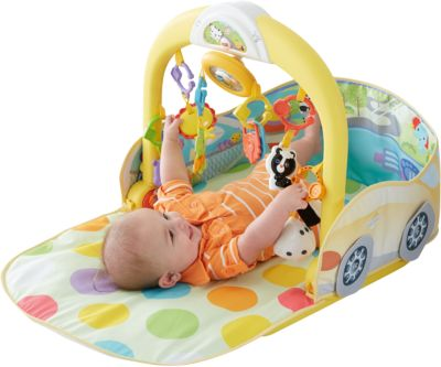 Fisher-Price - 3-in-1 Cabrio-Spieledecke