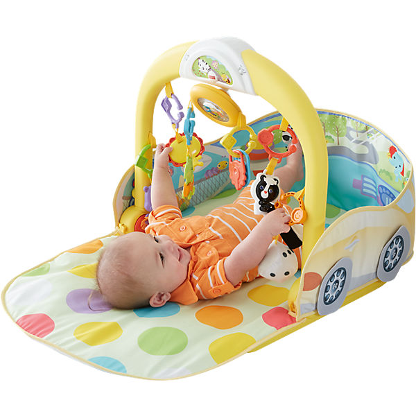 Fisher-Price 3-in-1 Cabrio Spieldecke