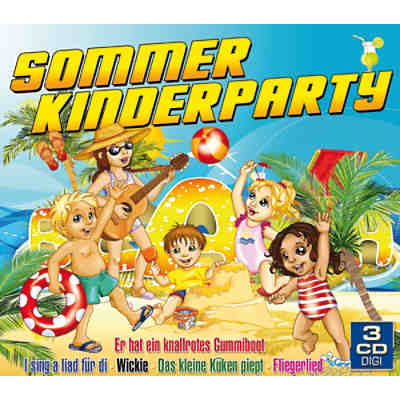 CD Sommer Kinderparty