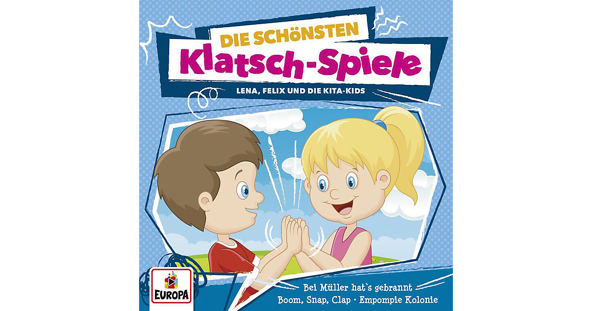 CD Lena,Felix & die Kita-Kids - Die schönsten K...