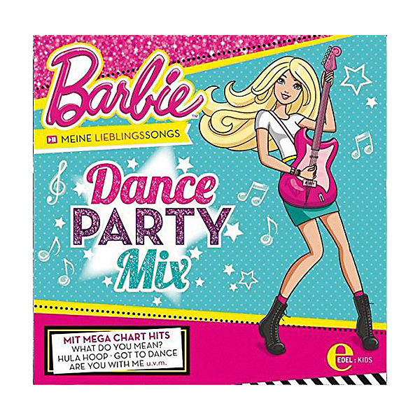 CD Barbie - Dance Party Hits
