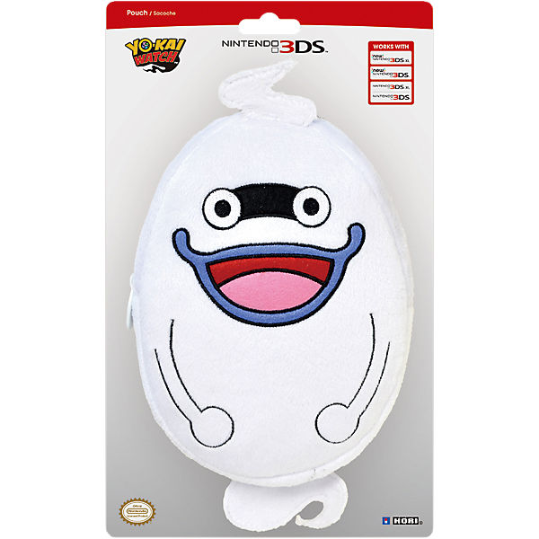 New Nintendo 3DS Yo-Kai Watch Plüschtasche - Whisper