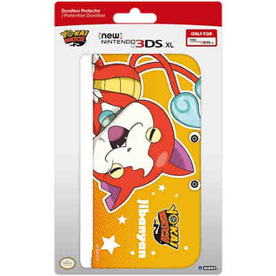 NEW Nintendo 3DS XL Yo-Kai Watch Zierblende - Jibanyan