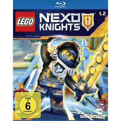 BLU-RAY LEGO Nexo Knights - Staffel 1.2