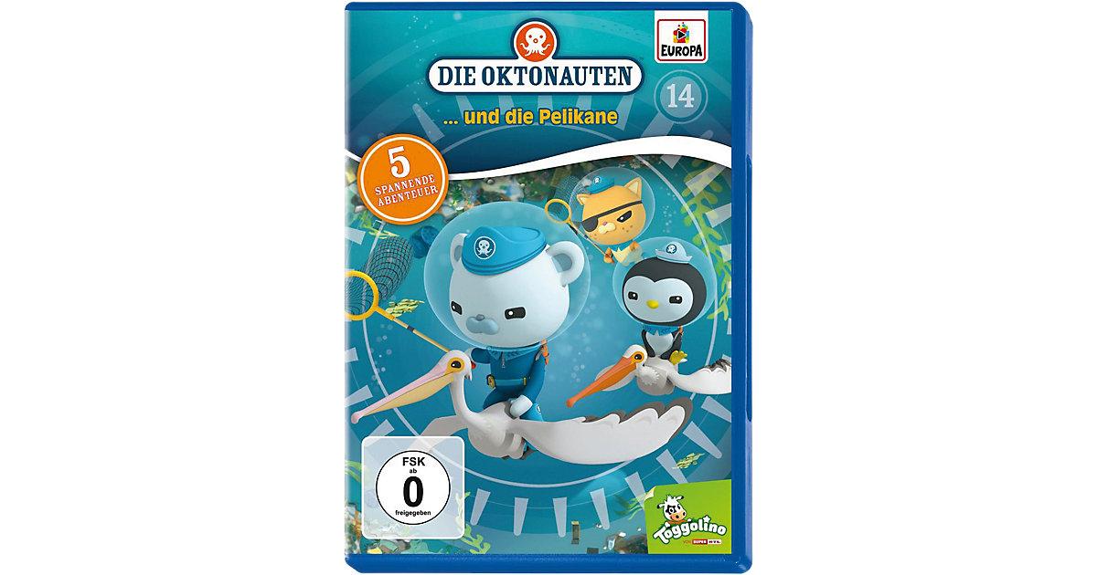 DVD Die Oktonauten 14 - ..und die Pelikane