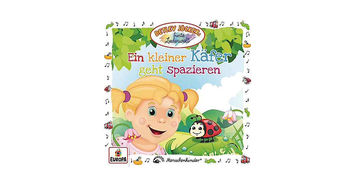 CD Detlef Jöcker - Ein kleiner Käfer geht spazi...