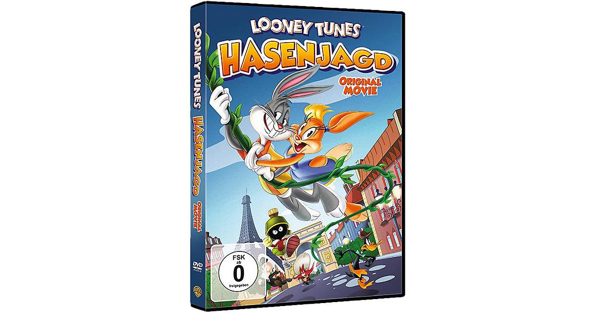 DVD Looney Tunes - Hasenjagd