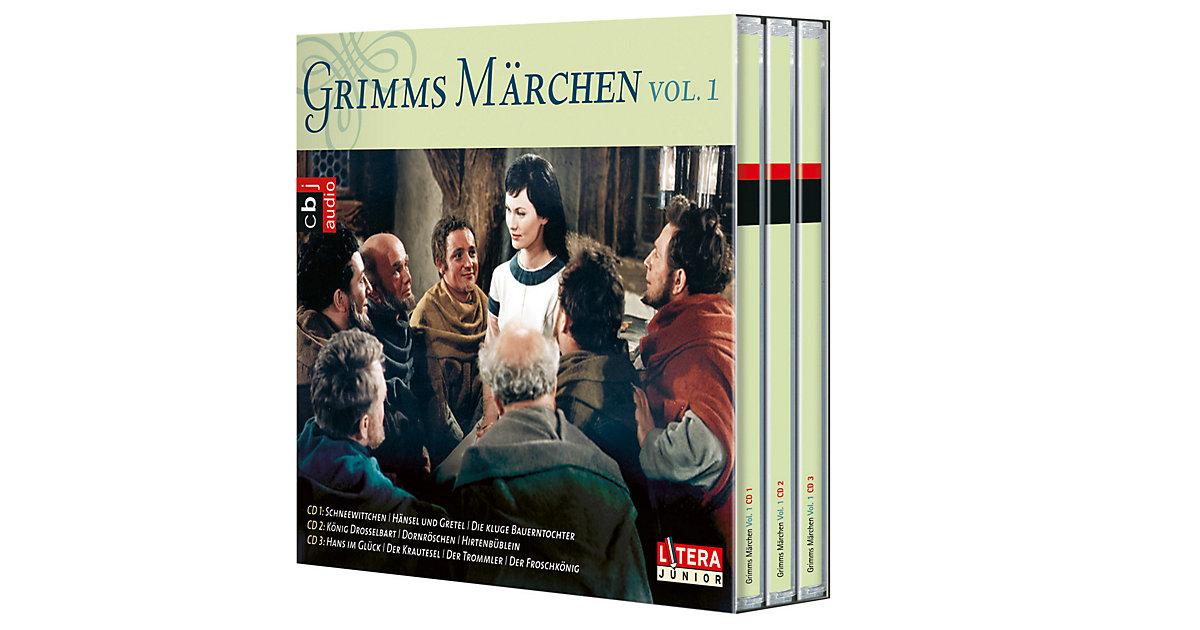 Edel · CD Gebrüder Grimm-Grimms Märchen Box 1