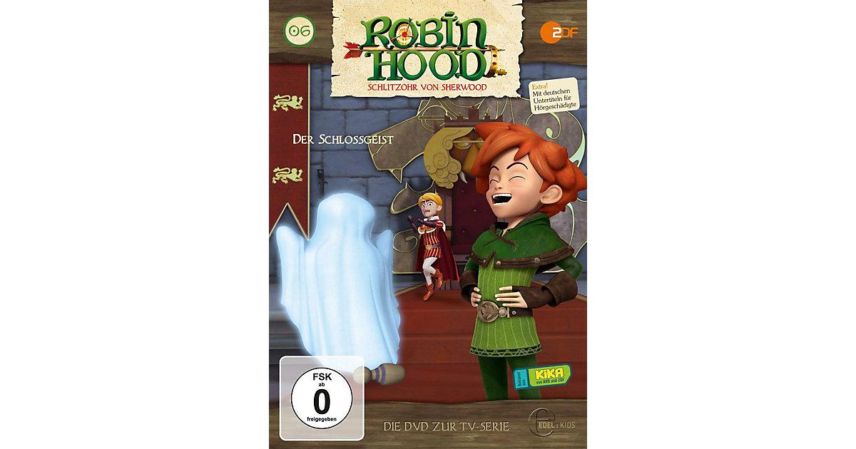 DVD Robin Hood 06 - Der Schlossgeist