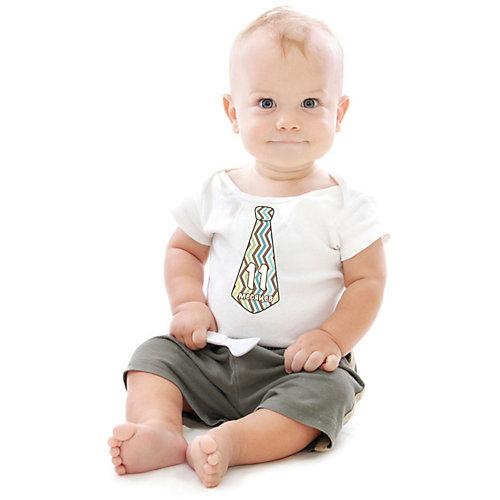 """Набор галстуков-наклеек для фотосессии """"Мистер очарование"""" от Stick'n Click"""