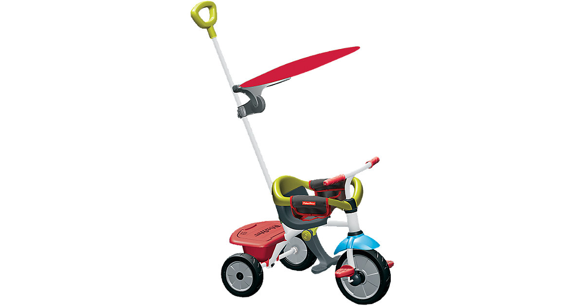 Fisher-Price · Fisher-Price® Dreirad Jolly Plus, rot