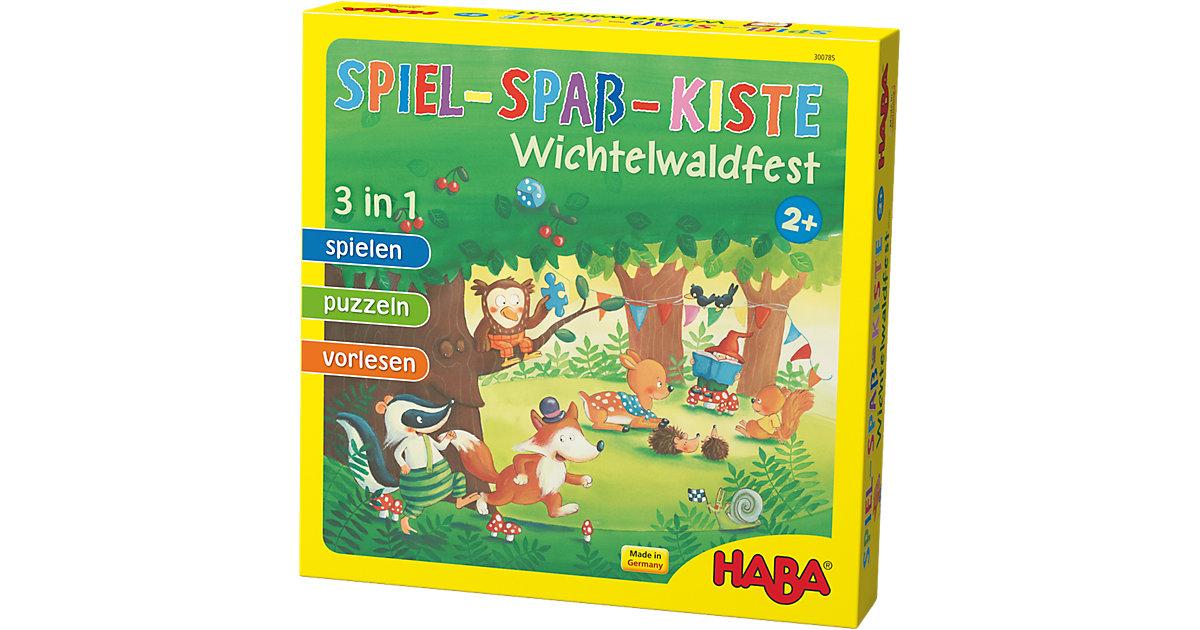 Spiel - Spaß - Kiste Wichtelwaldfest