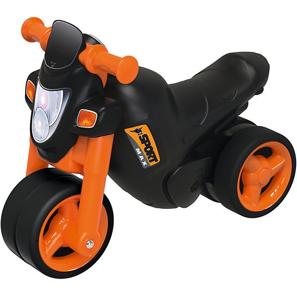 BIG Sport bike orange/schwarz