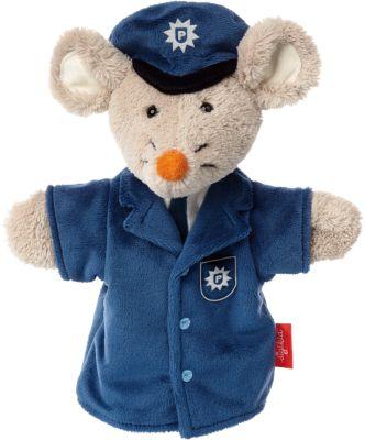 41331 Handpuppe Polizist, Sweety, 25cm
