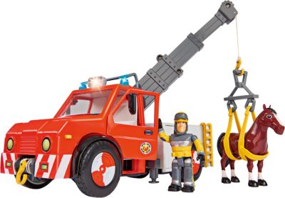Film- & TV-Spielzeug Sam Phoenix mit Figur und Pferd