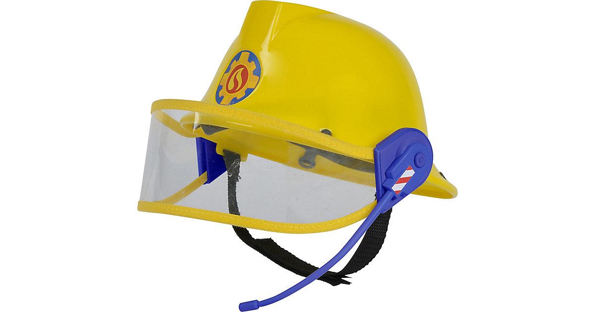 Feuerwehrmann Sam - Feuerwehr Helm Jungen Kinder