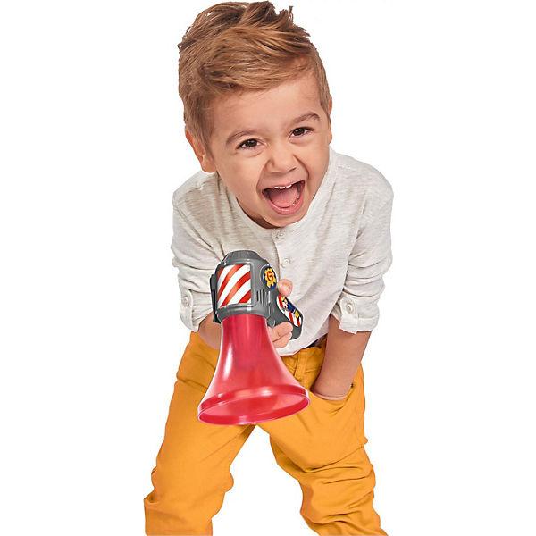 Feuerwehrmann Sam - - - Feuerwehr Megaphon, Feuerwehrmann Sam 313d1f