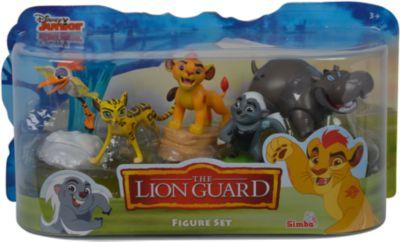 Die Garde der Löwen - Figuren Set 5 Stück