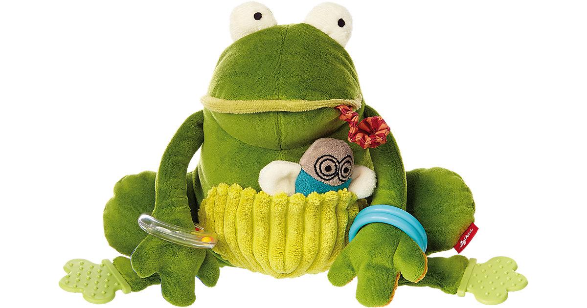 sigikid · sigikid PlayQ Aktiv-Frosch, In der Wiese