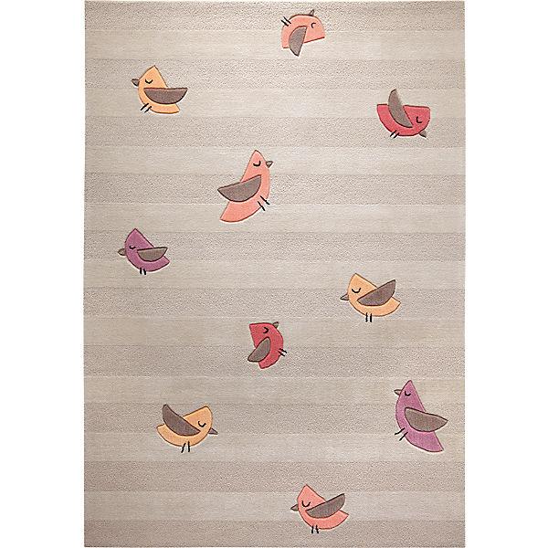 kinderteppich esprit birdie rosa esprit mytoys. Black Bedroom Furniture Sets. Home Design Ideas