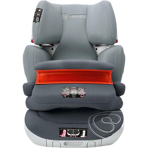 Concord Auto-Kindersitz Transformer XT Pro, Graphite Grey, 2016 Gr. 9-36 kg Sale Angebote Sargstedt