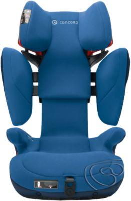 Autositz FUN BABY Modell GREKO Blau G