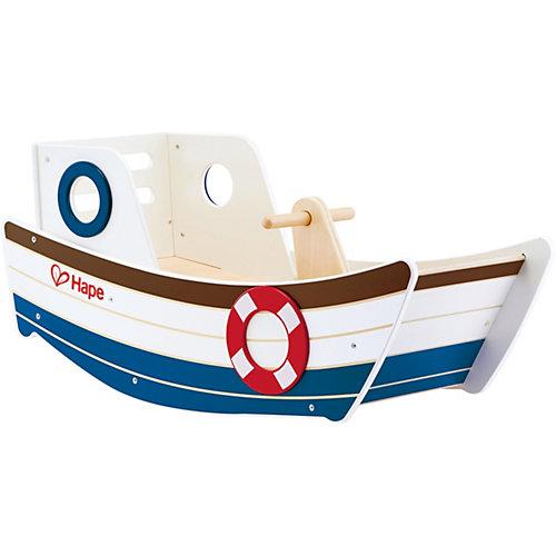Качалка Hape Лодка открытое море от Hape
