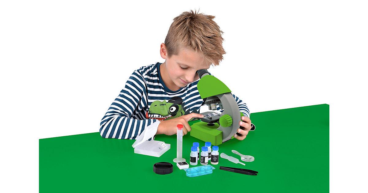 40x-640x Mikroskop Grün